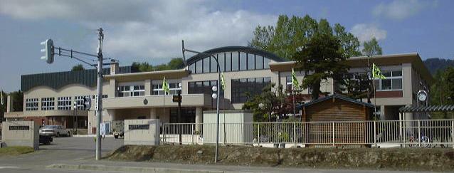 旭川市立嵐山小中学校