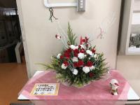 クリスマス 生け花.jpg