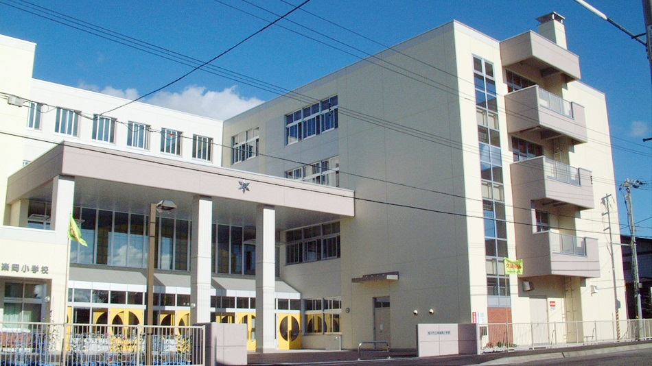 旭川市立神楽岡小学校