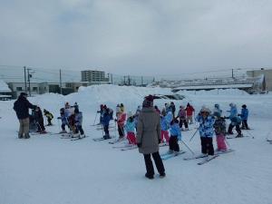 1年生スキー.JPG