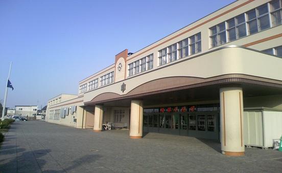旭川市立新富小学校